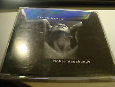 RAR MAXI CD. DANIELA MERCURY. NOBRE VAGABUNDO. 4 TRACKS. MADE IN BRAZIL