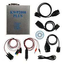 Neuf KWP2000 Plus ECU Remap Flasher Tuning Tool OBD2