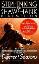 The Shawshank Redemption by Stephen King (1994, Paperback, Movie Tie-In)