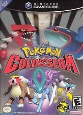 ***POKEMON COLOSSEUM NINTENDO GAMECUBE COMPLETE PLAYER'S CHOICE***