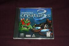 Creatures 3 (PC, 1999) WINDOWS 95/98
