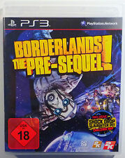 Borderlands: The Pre-Sequel - komplett in OVP - Sony Playstation 3 PS3