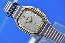 Vintage Retro Pulsar Quartz Womens Bracelet Watch Circa 1980s New Old Stock NOS