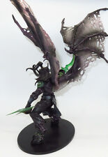 WOW WARCRAFT BLIZZARD ILLIDAN STORMRAGE COMIC ACTION FIGURE FIGURINES STATUE TOY