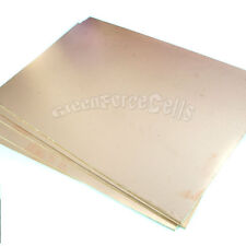 5x Copper Clad Laminate Circuit Boards FR2 PCB Single Side 20cmx30cm 200mmx300mm