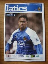 07/04/2007 Wigan Athletic v Bolton Wanderers  (No apparent faults).