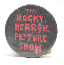 Vintage Pin Back --- The Rocky Horror Picture Show