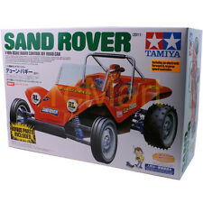 Tamiya Sand Rover 2011 2WD DT02 Chassis EP 1:10 RC Car Off Road Buggy #58500
