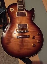 Gibson Les Paul Standard 2014 Premium Top Desert Burst Flame Maple *Immaculate*