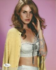 "Lana Del Rey REAL hand SIGNED Sexy 8x10"" Photo JSA COA Autographed"