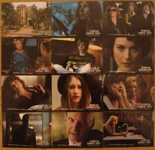 AMERICAN HORROR STORY COLLECTOR CARDS - PREVIEW SET: 12 CARD BASE SET