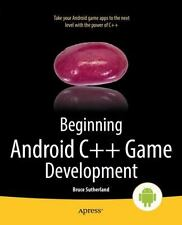 Beginning Android C++ Game Development by Bruce Sutherland (2013, Paperback,...