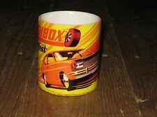 Matchbox Superfast 54 Ford Capri Advert MUG