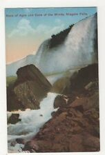 Canada, Rock of Ages & Cave of The Winds, Niagara Falls Postcard, B249
