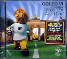 A.V. Goleo VI Presents 2006 FIFA World Cup Hits CD SEALED