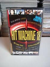 Hit Machine 18 - Various Artists. Double Cassette Tape