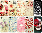 New Multi-Painted Pattern Hard Skin Back Case Cover for Apple IPhone4 4S 5 5S