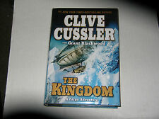 The Kingdom by Clive Cussler and Grant Blackwood (2011) SIGNED 1st/1st