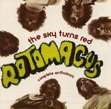 ROTOMAGUS: The sky turns red – Complete anthology (1971); Lion LP-121; from Fran