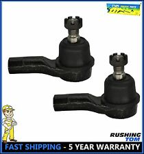 Fits Kia Rio Ford Aspire (2) Front Outer Tie Rod End Left & Right