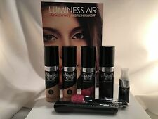 New Luminess Air Supremacy Airbrush Makeup Foundation Warm Starter KIT 7pc