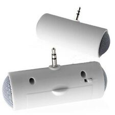 Mini Portable 3.5mm connector Stereo Speaker for iPod iPhone Samsung MP3