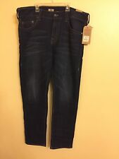 TRUE RELIGION ACTIVE JEAN - GENO PANTS RELAXED SLIM W38 FOR MEN