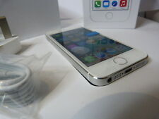 Apple iPhone 5s SIlver 16GB  UNLOCKED GRADE AAA @@REFURBISHED LIKE NEW@ 964
