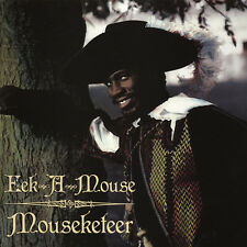 Eek-A-Mouse - Mouseketeer (Vinyl LP - 1984 - UK - Reissue)
