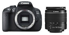 Canon EOS T5i / 700D body with 18-55mm III Lens !! BRAND NEW!