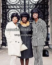 "Martha Reeves and the Vandellas 10"" x 8"" Photograph no 12"