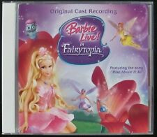 Barbie: Fairytopia [Cast Recording] Barbie Live (CD) Rise Above it All  GREAT!!!