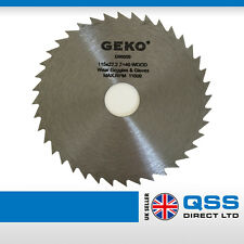 Angle Grinder Saw Blades for Wood Cutting Disc NON-TIP 115x22.2x40T