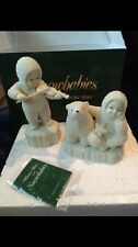 SNOWBABIES Dept 56 YOU ARE MY LUCKY STAR Figurines Retired 1999 NIB