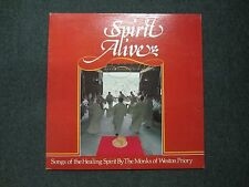 Spirit Alive The Monks of Weston Priory~1977 Private Xian Commune~Christian