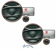 MACROM M2S.62 KIT 2 VIE SEPARATE WOOFER 165mm TWEETER CROSSOVER 220W