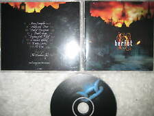 CD Herfst ‎Life's Enddesign  Death Metal Sepultura Morbid Angel Opeth Dissection