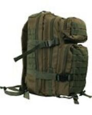KOMBAT MOLLE ASSAULT PACK 28L SMALL OLIVE GREEN
