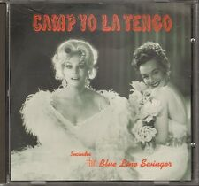 YO La Tengo CAMP 4 track CD Thin Blue Line Swinger