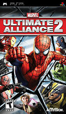 ELDORADODUJEU     MARVEL ULTIMATE ALLIANCE 2 Pour PSP NEUF VF