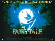 Fairytale A True Story movie poster - 12 x 16 inches