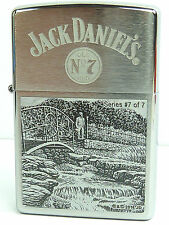 Zippo Jack Daniels scenes from Lynchburg #7 Limited Edition encendedor 60002638