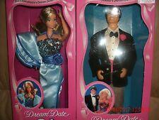 Barbie Dream Date PJ NIB Lot Ken Doll Dream Date Ken Vintage Mattel 1980's