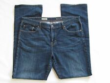 AG Adriano Goldschmied Jeans blue PROTEGE Straight Leg 40x36 meas 41.5 x 34.25