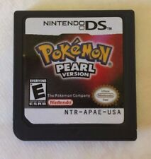 Pokemon: Pearl Version Nintendo DS (Game Only)