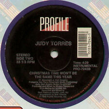 JUDY TORRES-Christmas Time Won't Be The Same This Year