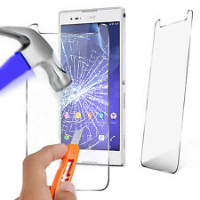 "For Sony Xperia T2 Ultra - Genuine Tempered Glass Screen Protector (6"")"