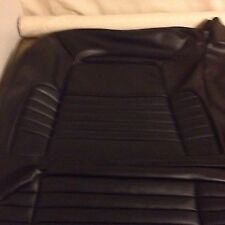 Valiant Charger Rt Reproduction Seat Skin Covers,rear Covers Only