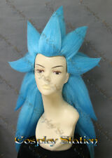 SSJ3 Vegeta Blue Custom Made Cosplay Wig_commission933