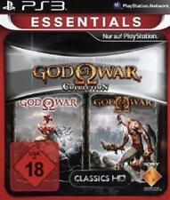 PlayStation 3 God of War Collection 1 HD Edition essential como nuevo